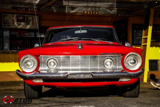 1962 Plymouth Fury Sport --