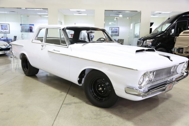 1962 Plymouth Savoy 413 Max Wedge