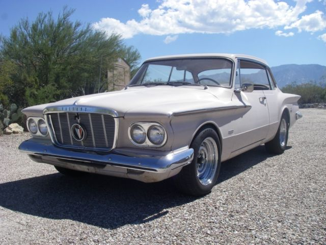 1962 Plymouth Valiant Signet