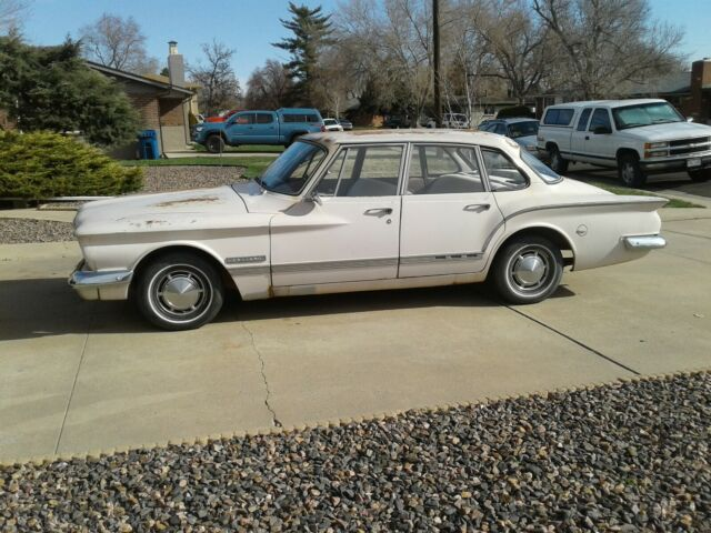 1962 Plymouth Valiant V200 4 Door   No Reserve
