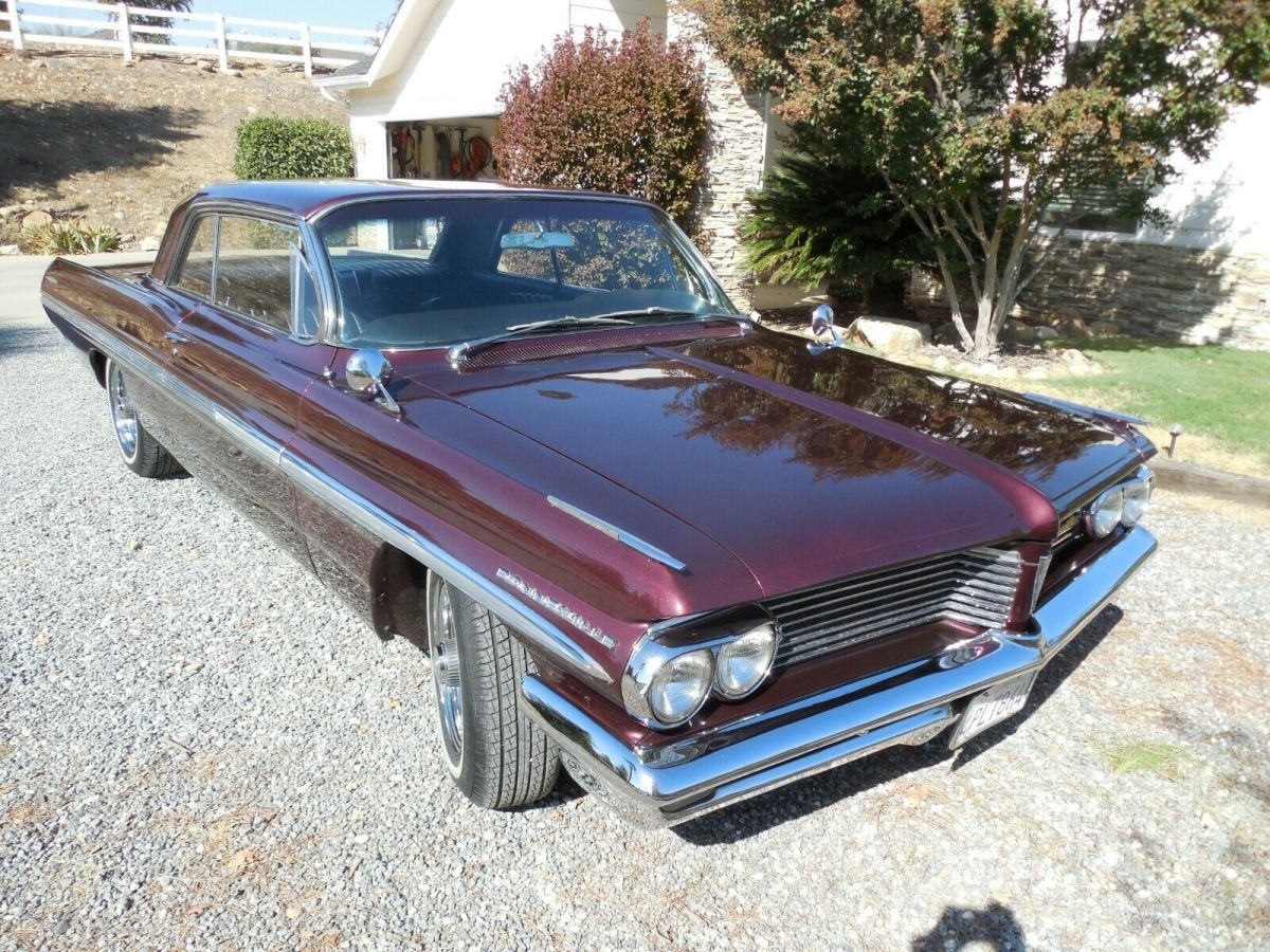 1962 Pontiac Bonneville 2 door hardtop & 1962 Pontiac Bonneville 2 door hardtop for sale: photos technical ...