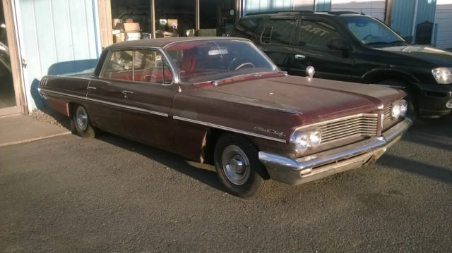 1962 Pontiac Star Chief Vista