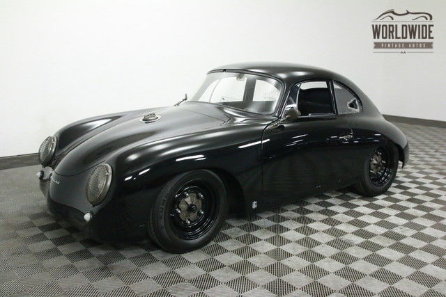 1962 porsche 356 coupe 356b outlaw recreation 50k build. Black Bedroom Furniture Sets. Home Design Ideas
