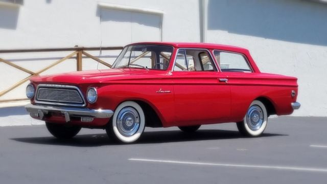 1962 AMC Rambler American Free Shipping With Buy it Now