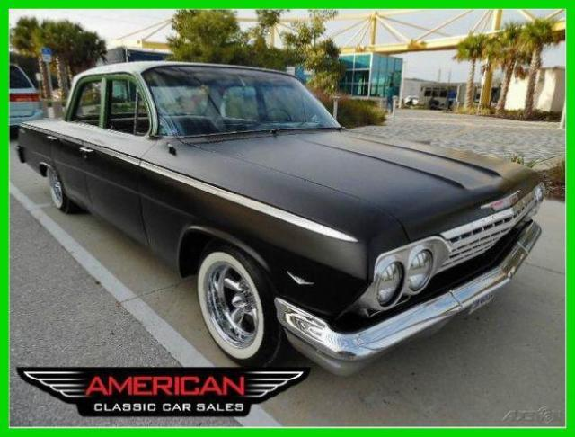 1962 Chevrolet Bel Air/150/210 Rat Rod