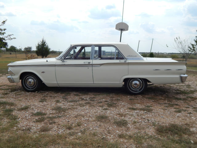 1962 Restored Ford Fairlane 500 New Paint Newly Rebuilt Engine And Tranny