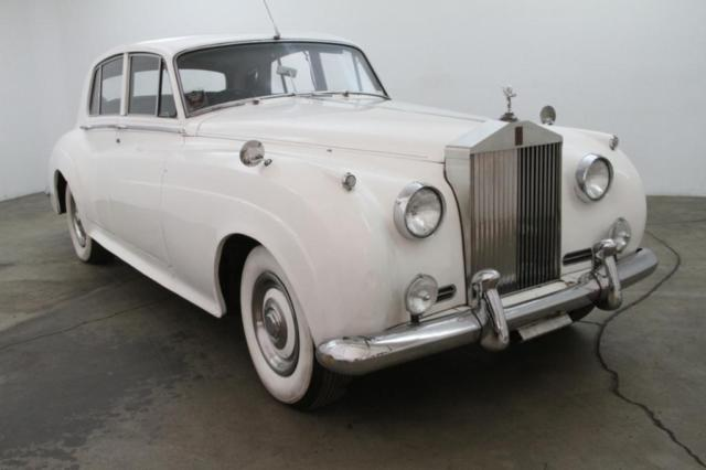 1962 Bentley S2 Right Hand Drive