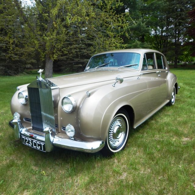 1962 Rolls-Royce Other Silver Cloud