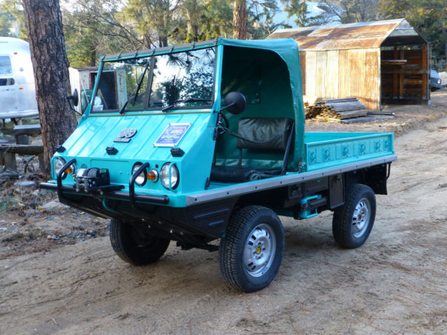 1962 Steyr Puch Haflinger For Sale Photos Technical Specifications