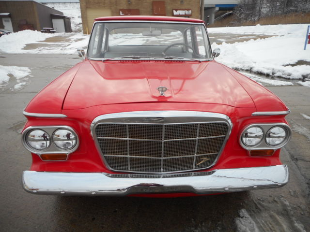 1962 Studebaker Lark NO RESERVE AUCTION - LAST HIGHEST BIDDER WINS CAR!