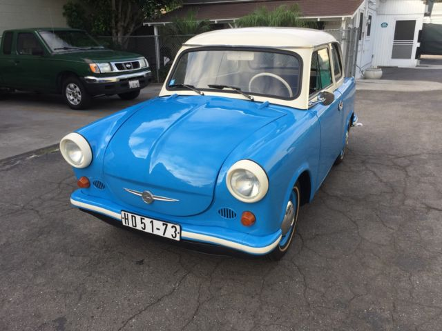 1962 Other Makes Trabant 500 (P50)