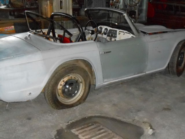 1962 Triumph Other TR4