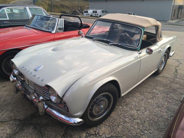 1962 Triumph Other