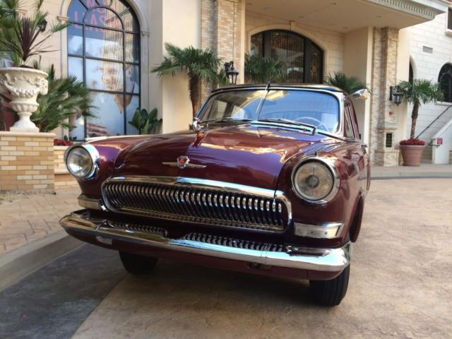 1962 Other Makes Volga 21 Deluxe