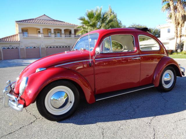 """1962 Volkswagen Beetle """"Ragtop"""" Bug for sale: photos ..."""