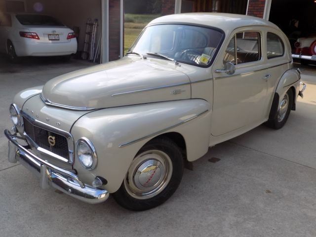 1962 Volvo Other