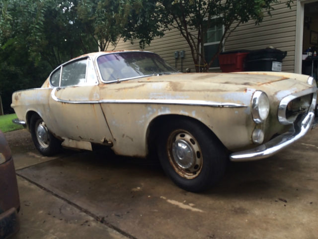 1962 volvo p1800 1800 1800s jensen numbers matching no reserve for sale photos technical. Black Bedroom Furniture Sets. Home Design Ideas