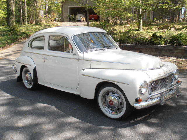 1962 Volvo Pv 544 Sport For Sale Photos Technical