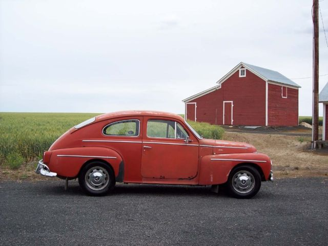 1962 Volvo PV544 Fun To Drive Fastback for sale: photos, technical specifications, description
