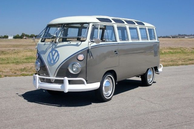1962 Vw 23 Window Samba Bus For Sale Photos Technical