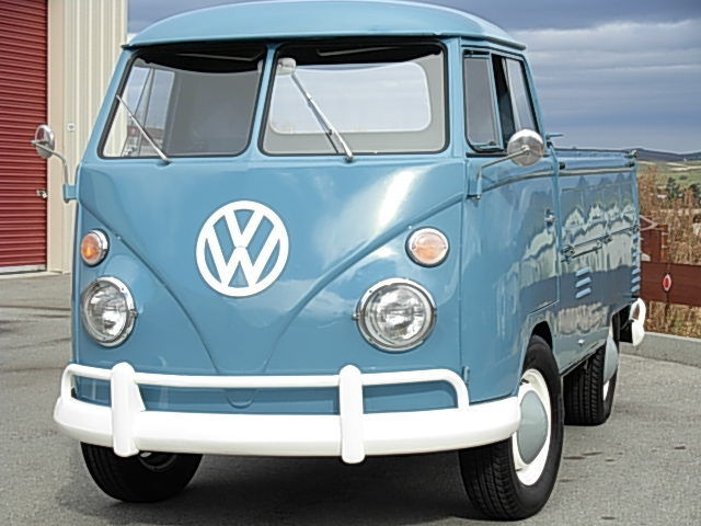 1962 Volkswagen Bus/Vanagon none