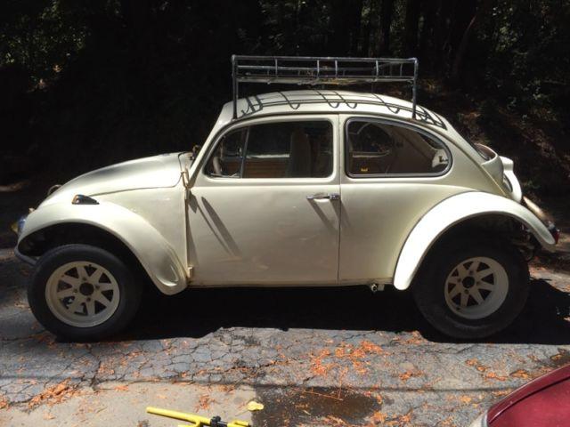 1962 vw volkswagon baja bug bus beetle car vintage beige hybrid dune buggy ca for sale photos. Black Bedroom Furniture Sets. Home Design Ideas