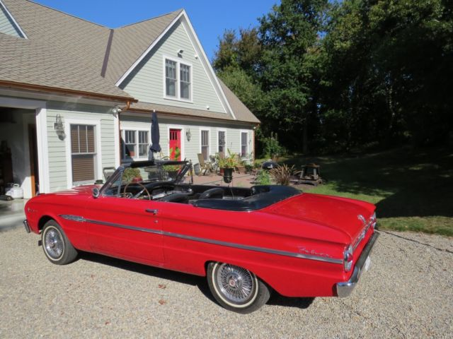 1963 Ford Falcon Convertable