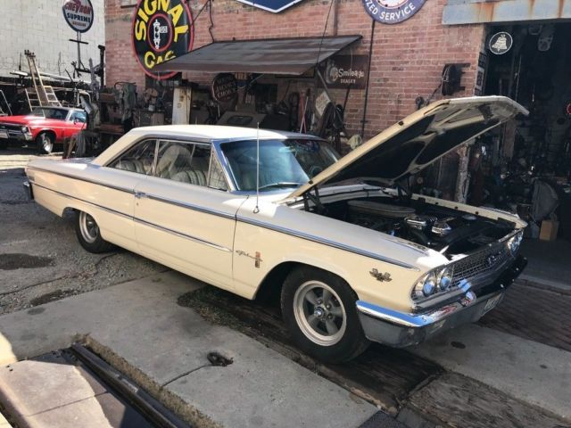 1963 1/2 Ford Galaxie 500 XL R code 427 425hhhp for sale
