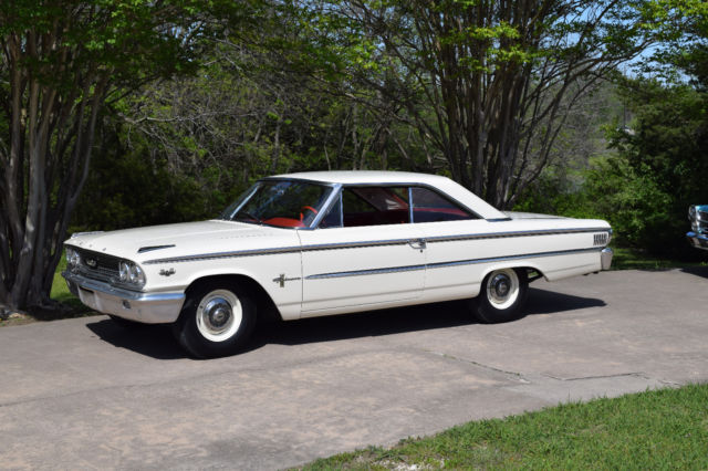 1963 Ford Galaxie Light Weight