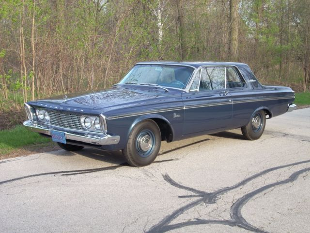 1963 Plymouth Other Super Stock