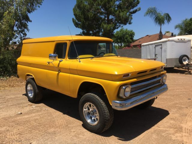 Chevy Suburban Panel Truck Sedan Delivery For Sale