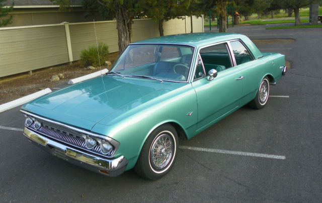 1963 AMC Other Classic 550