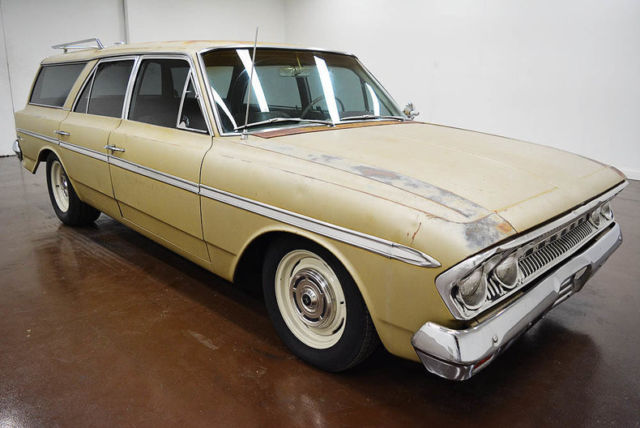1963 AMC Rambler Wagon 770 Cross Country LS