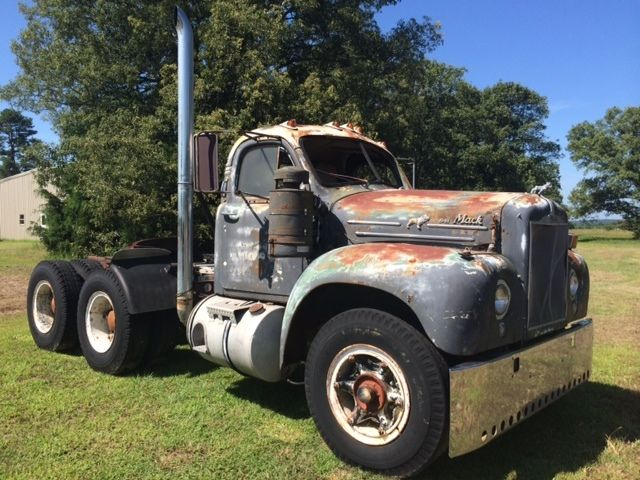 1963 Other Makes Mack Model B61