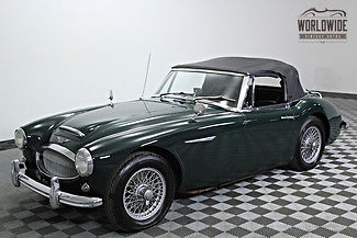 1963 Austin Healey 3000 3000 Mark II