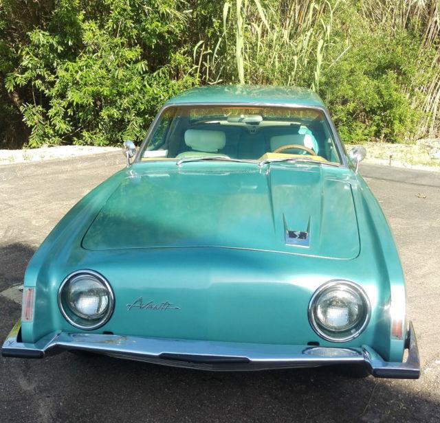 1963 Avanti Studebaker Coupe For Sale: Photos, Technical
