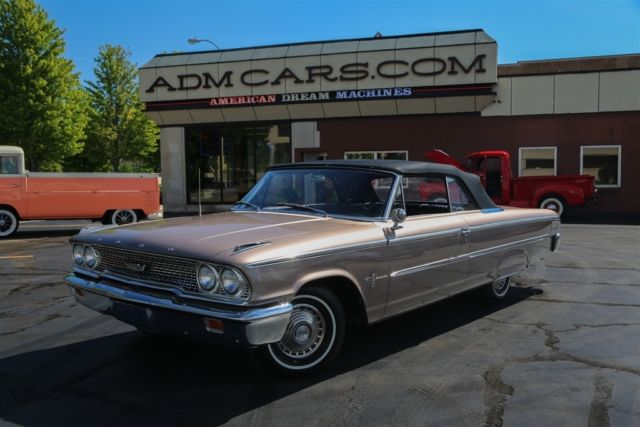 1963 Ford Galaxie Beautiful 1963 & 1/2 convertible