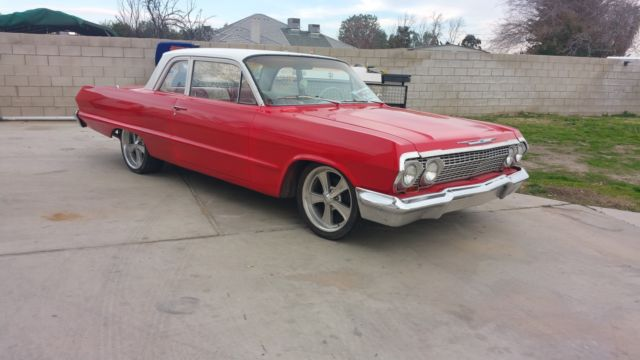 1963 Chevrolet Bel Air/150/210 coupe