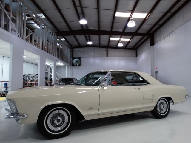 1963 Buick Riviera ORIGINAL MATCHING NUMBERS ENGINE!