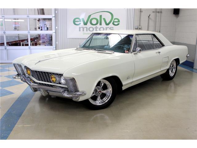 1963 Buick Riviera Show Car Paint Dual Quads
