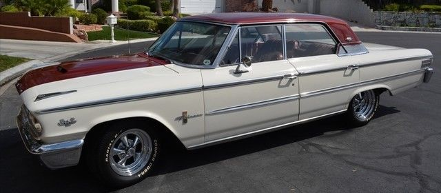 1963 Ford Galaxie 1963 Galaxy