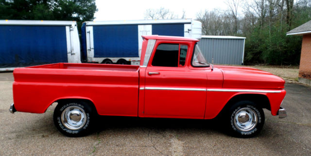 1963 Chevrolet C-10 C-10 CUSTOM OTHER FLEET SIDE SWB TRUCK