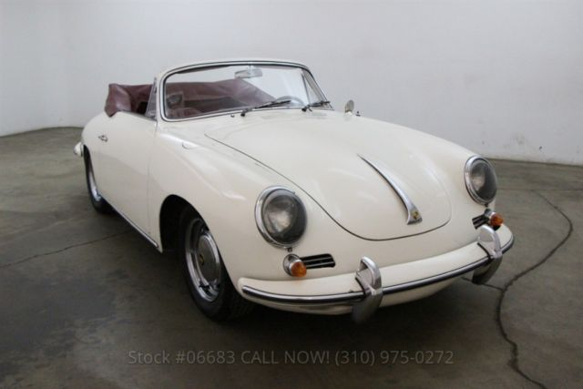 1963 Cabriolet Used
