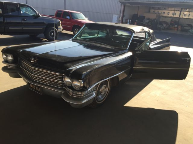 1963 Cadillac DeVille Series 62