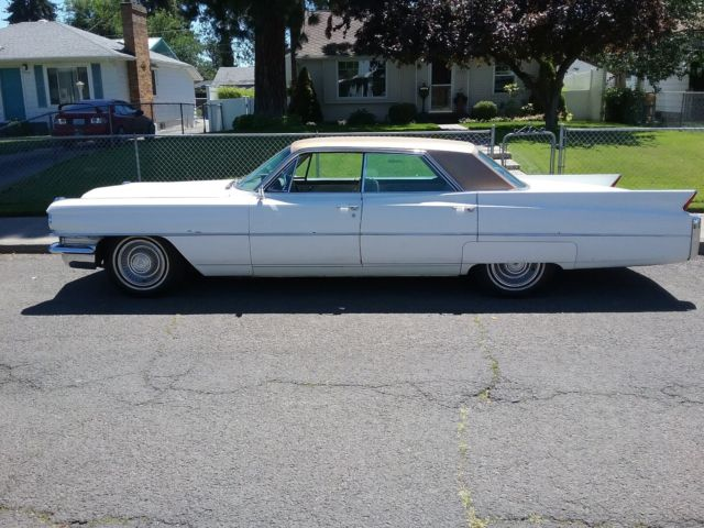 1963 Cadillac Other