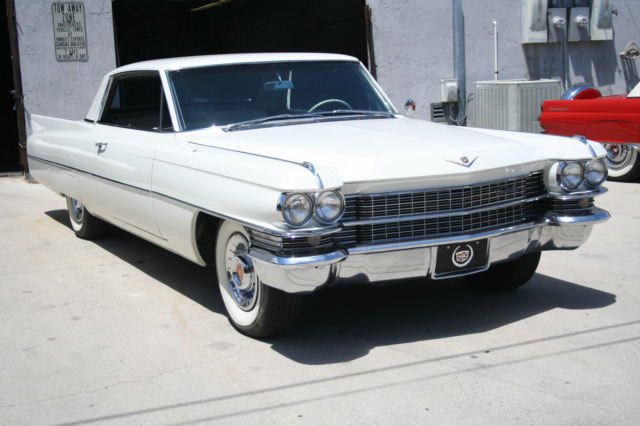 1963 Cadillac Other Series 62 Coupe