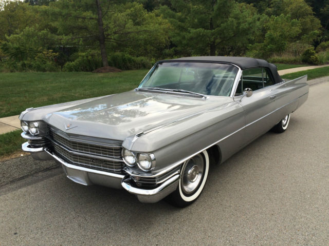 1963 Cadillac Other series 62