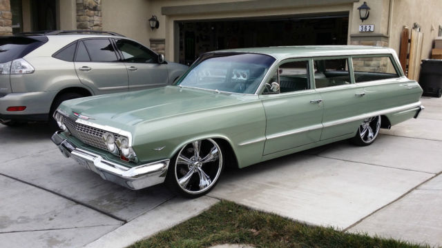 1963 Chevrolet Bel Air/150/210 Belair