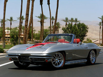 1963 Chevrolet Corvette FURIOUS FUELI SHOW CAR