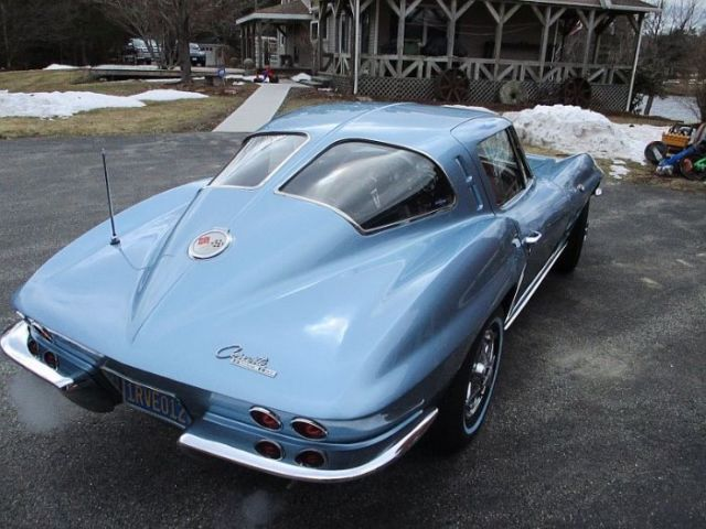 1963 Chevrolet Corvette Split Window RARE AC